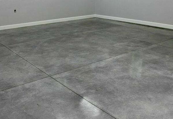 Concrete Garage Floor - United General Service (UGS)