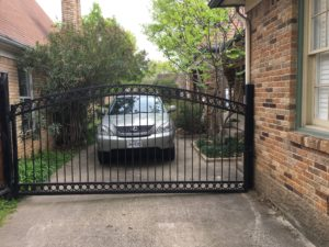 United General Service (UGS) - Wrought Iron Gate