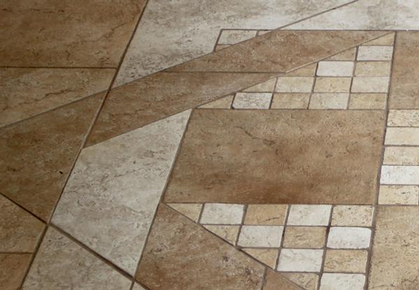 United General System Concrete Tile Flooring