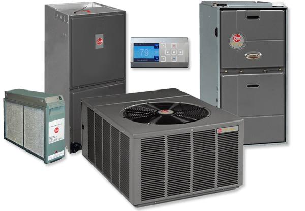 United General System Rheem HVAC