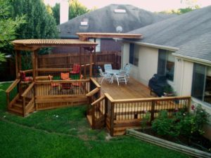 Decks and Railings -  United General Service Renovation