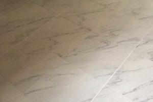 Tile Floor -  United General Service Renovation